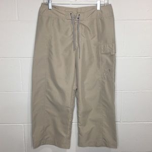The North Face Khaki Cargo Pant Tan Size 8